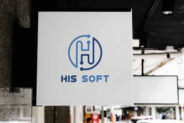 logo his soft