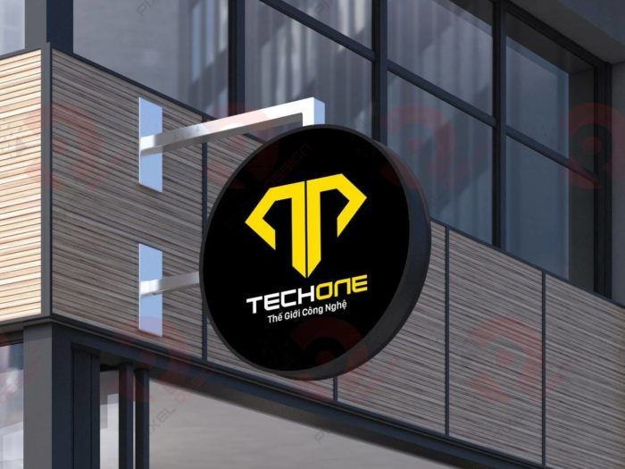 logo tech one